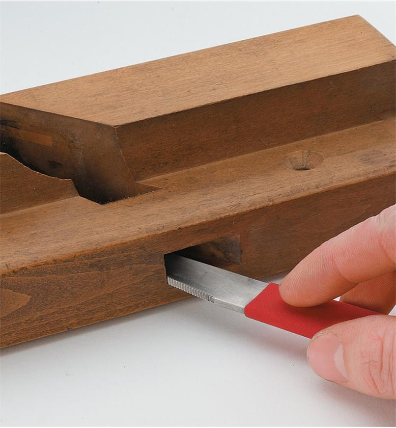 62W3098 - X-Fine Edge Plane-Maker's Float, Japanese Milled-Tooth