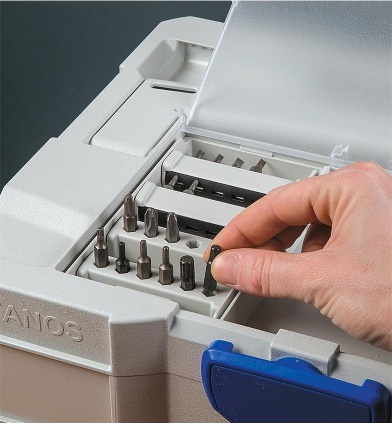 68K4511 - Bit Storage Tray for Systainer Case with Lid Storage