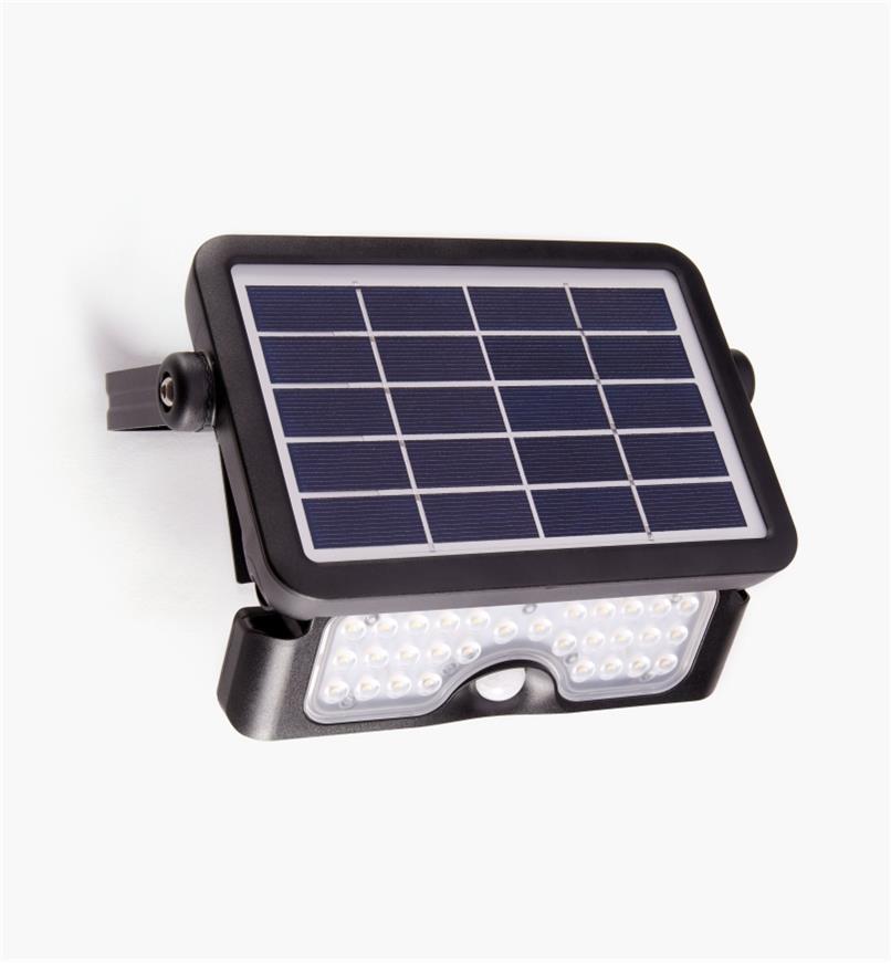 99W7344 - Lampe DEL solaire à détecteur de mouvement