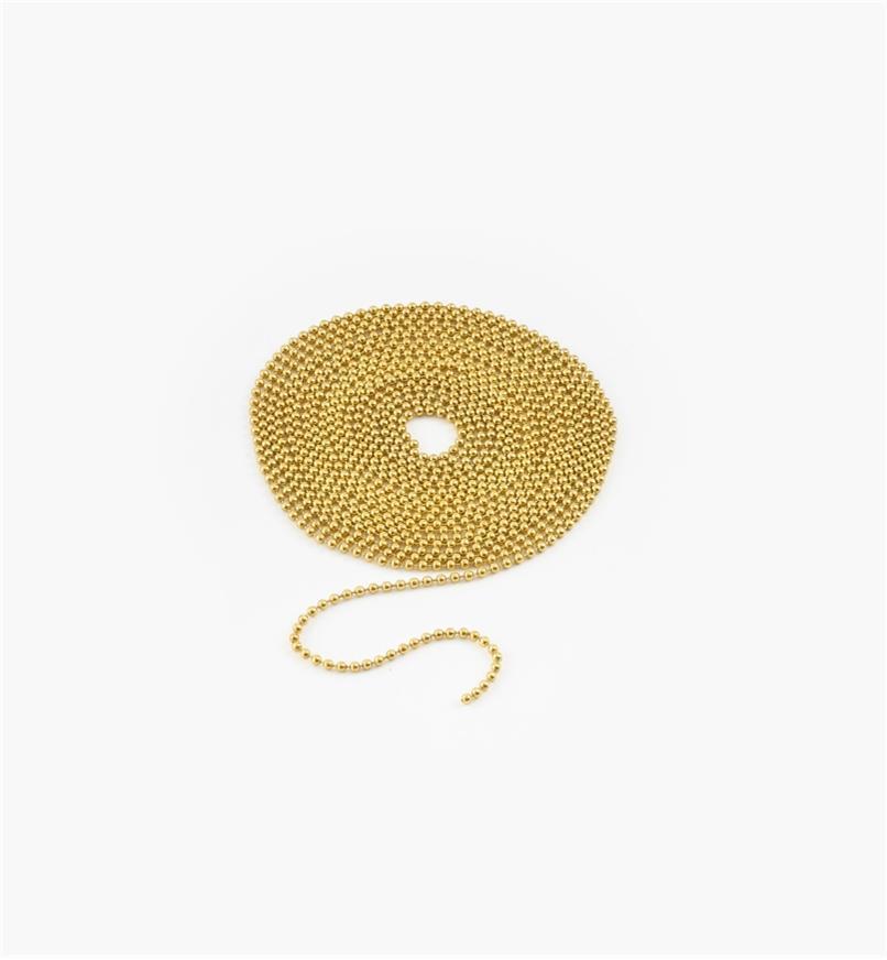 00G4001 - #3 Ball Chain, 10'