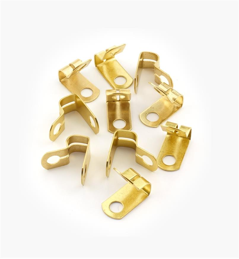 00G4515 - #10 End Anchors, pkg. of 10