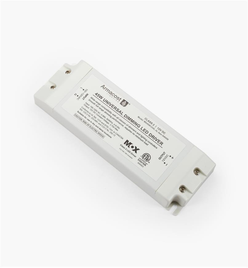 00U4321 - AC-Dimmable Power Supply, 45W