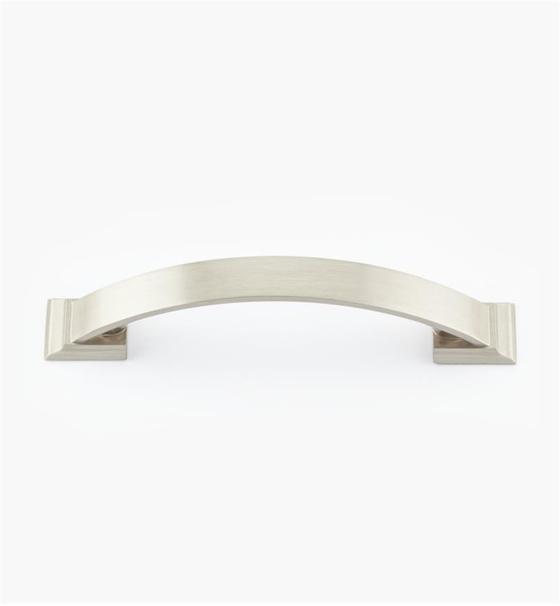 02A1952 - 96mm Satin Nickel Candler Handle
