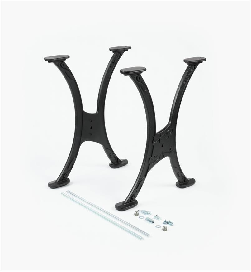 05K4601 - Free-Standing Table Legs, pair