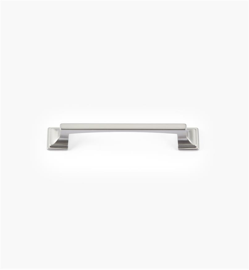 00W5511 - 96mm Satin Nickel Emperor Handle