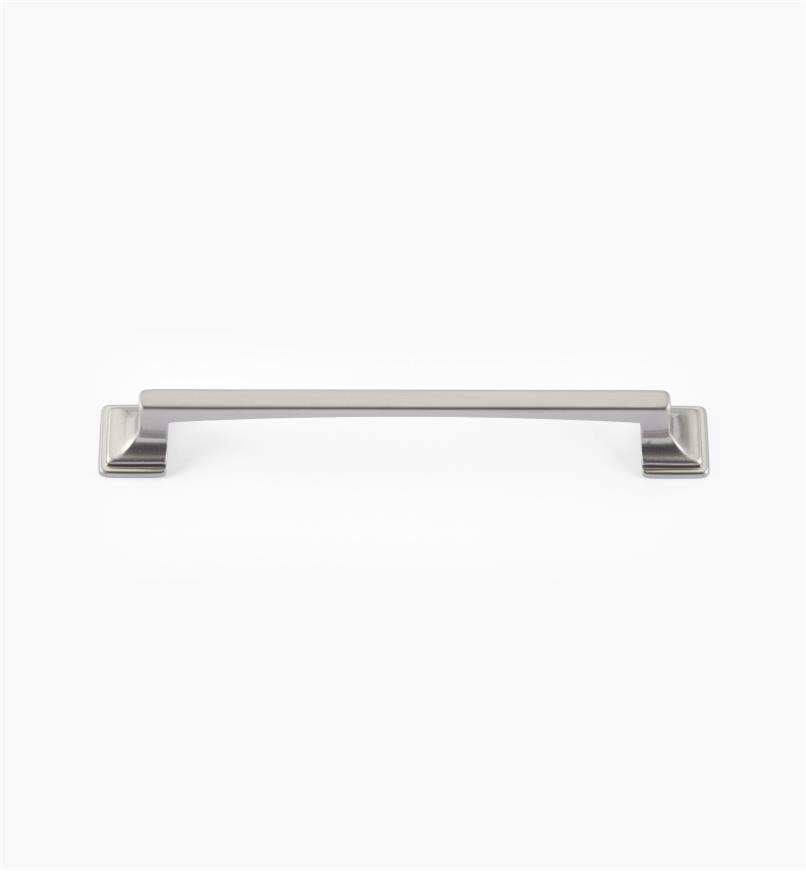 00W5512 - 128mm Satin Nickel Emperor Handle