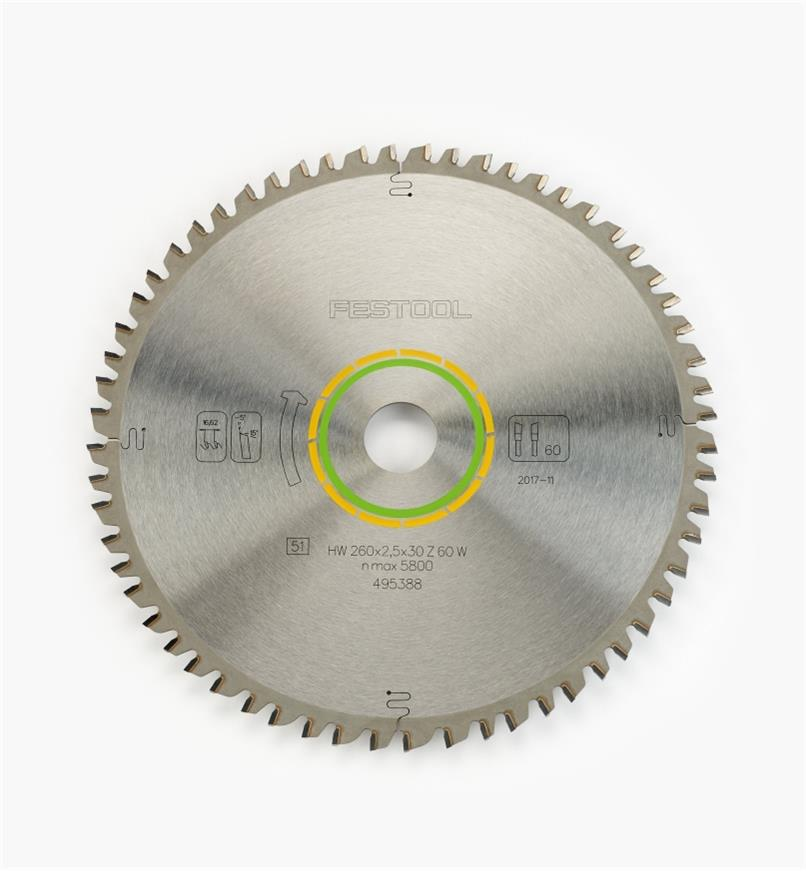 ZA495388 - Universal Saw Blade