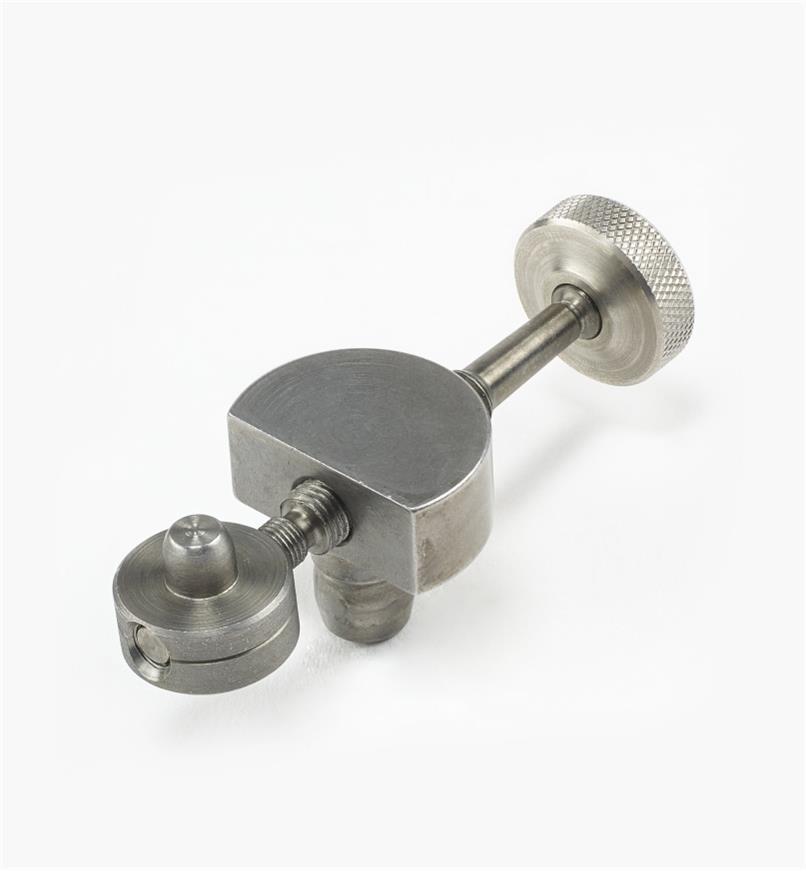 06P2009 - Mécanisme de réglage de précision de type Norris pour rabots d'atelier personnalisables Veritas