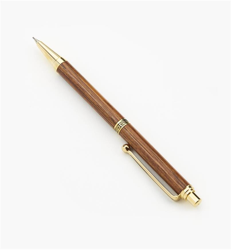 88K7792 - Slim-Style Deco Pencil, Gold