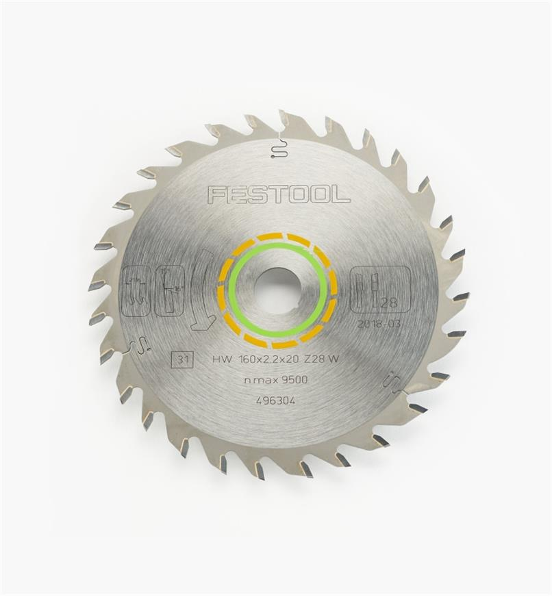 ZA496304 - Universal TS 55 Saw Blade