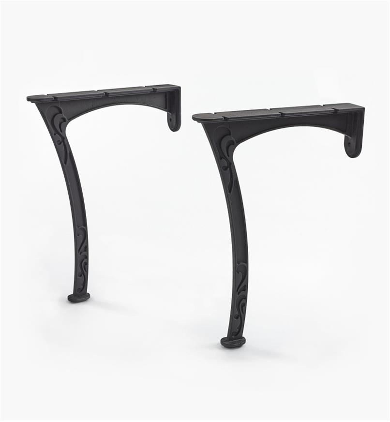 05K4801 - Wall-Mount Table Legs, pr.