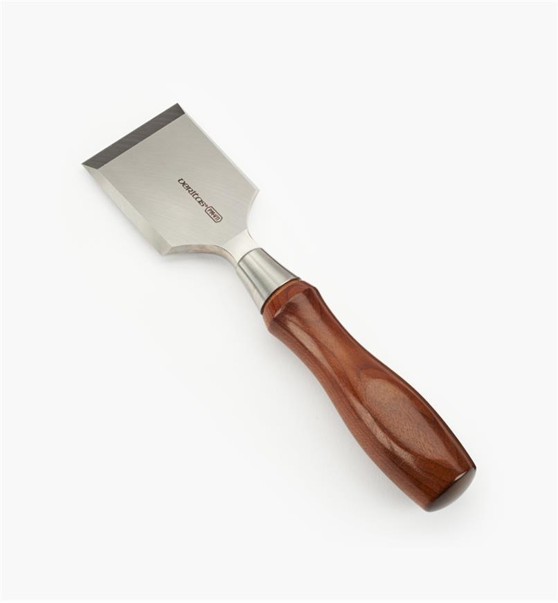 05S2632 - Ciseau à bois pour charnière en acier PM-V11 Veritas, 2po
