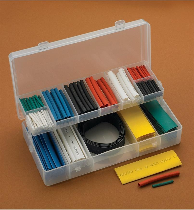 25K0150 - 171-Piece Shrink-Tubing Kit