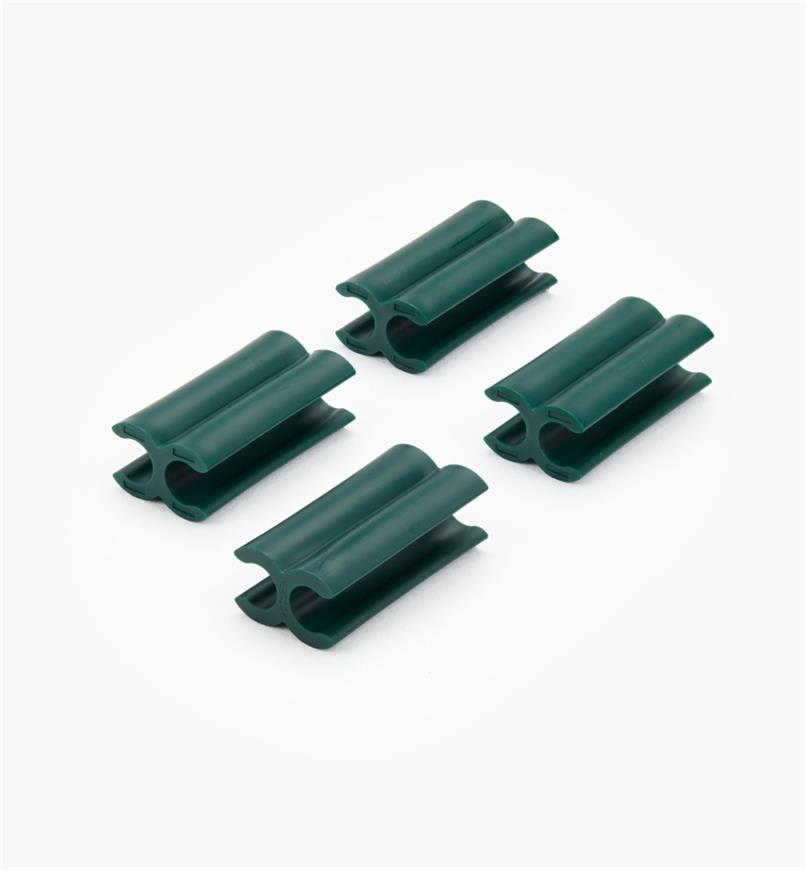 PL432 - Wavy Support Connectors, pkg. of 4