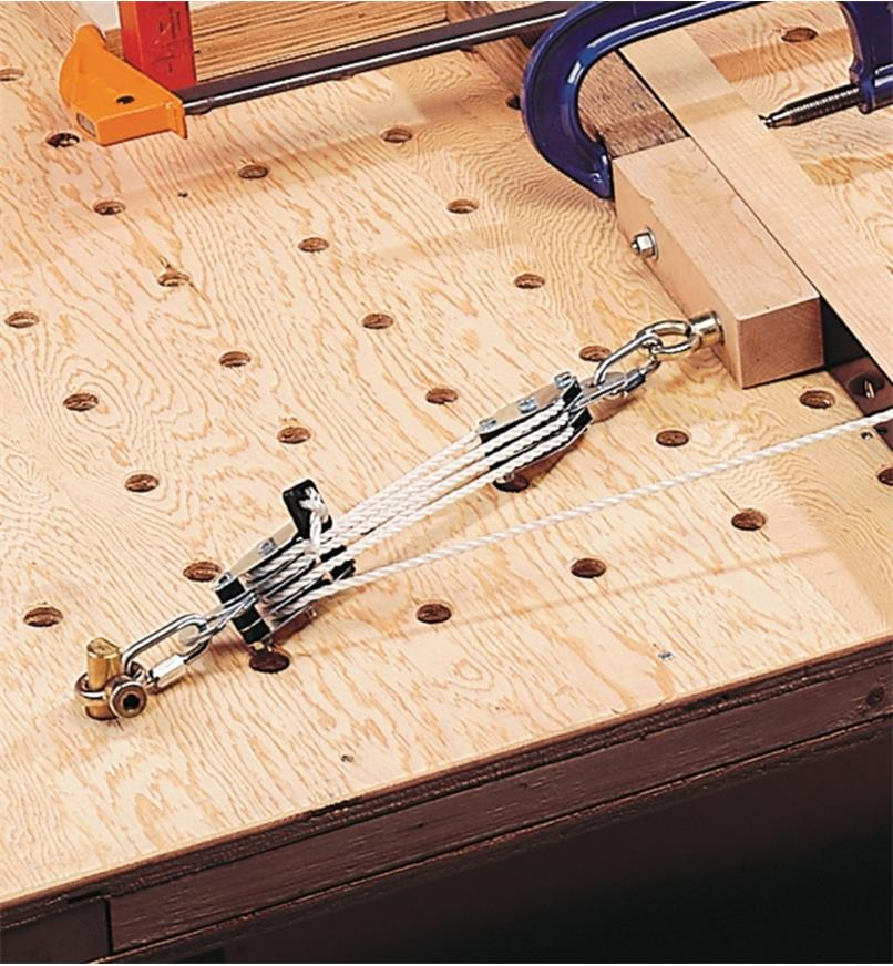 05F1301 - Block and Tackle System