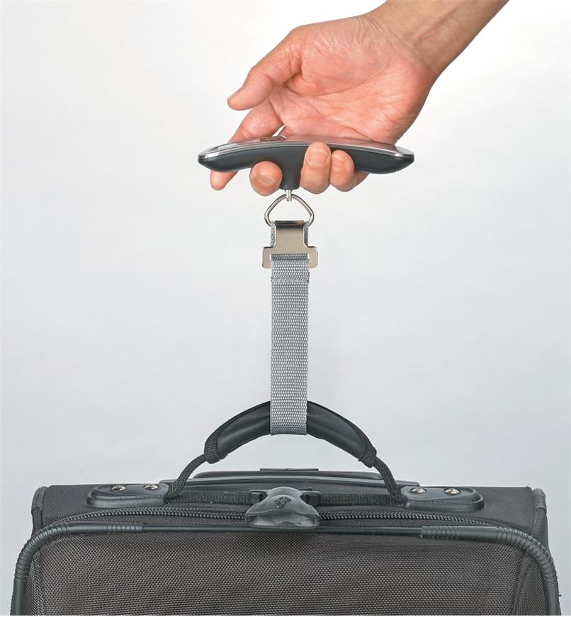 09A0824 - Digital Luggage Scale