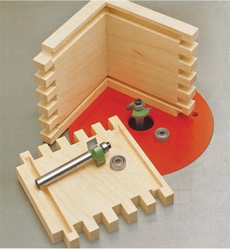 Box-Slotting Bits
