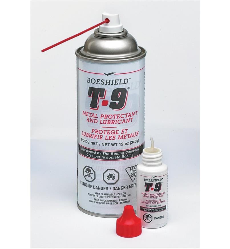Boeshield T-9 Protectant and Lubricant