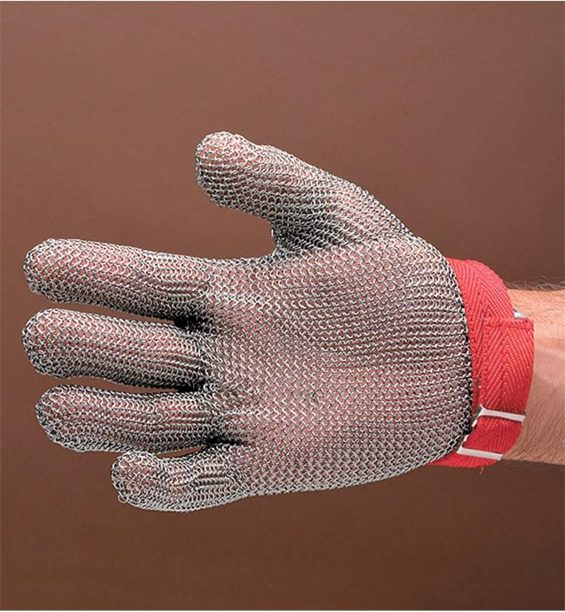 Carver's Chain Mail Glove