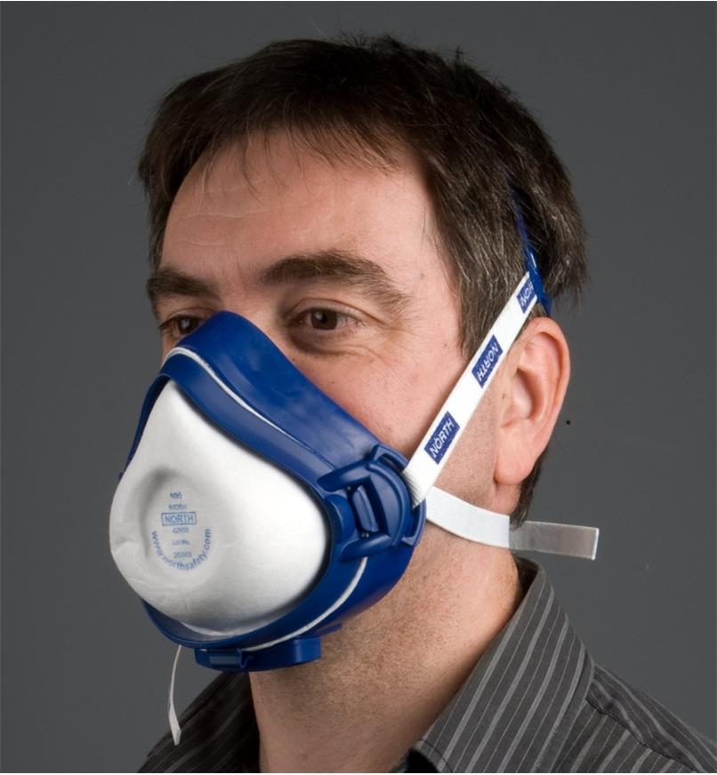 Comfort-Fit Respirator
