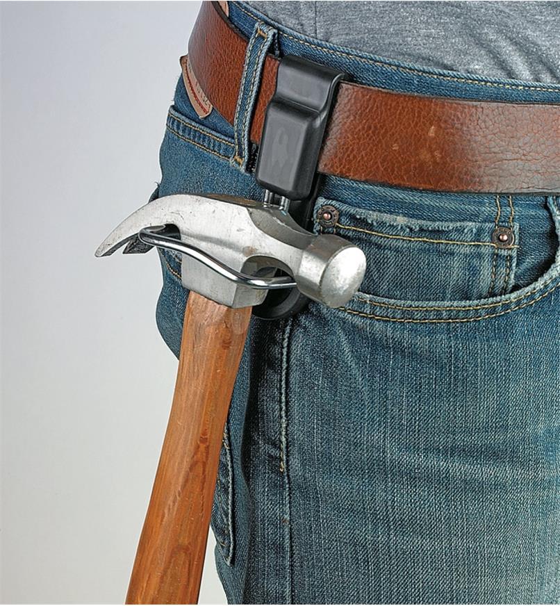 67K7405 - Clip-On Hammer Holder