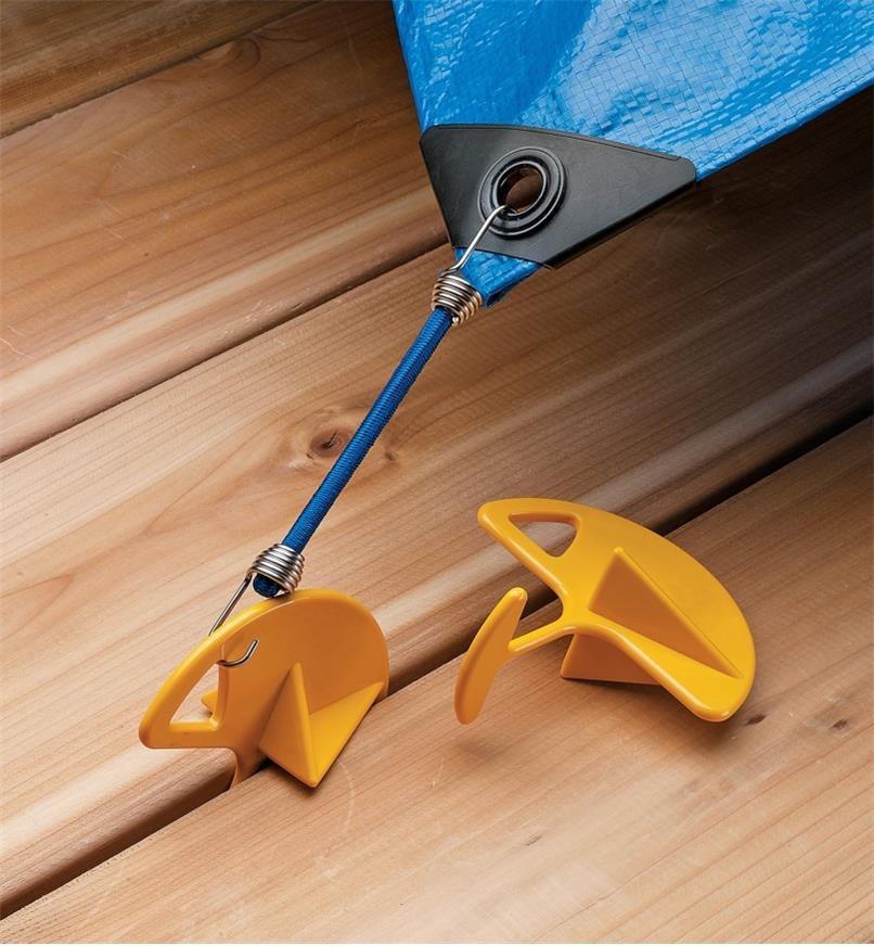 Deck Anchor