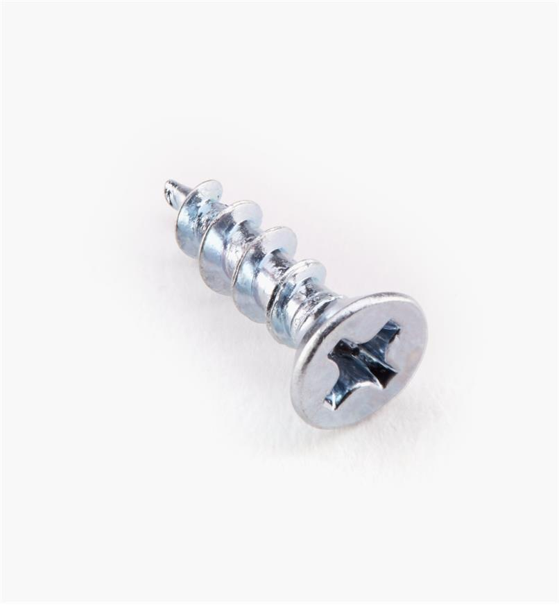 "01Z6004 - #6 × 1/2"" Drawer-Slide Screws, pkg of 100"