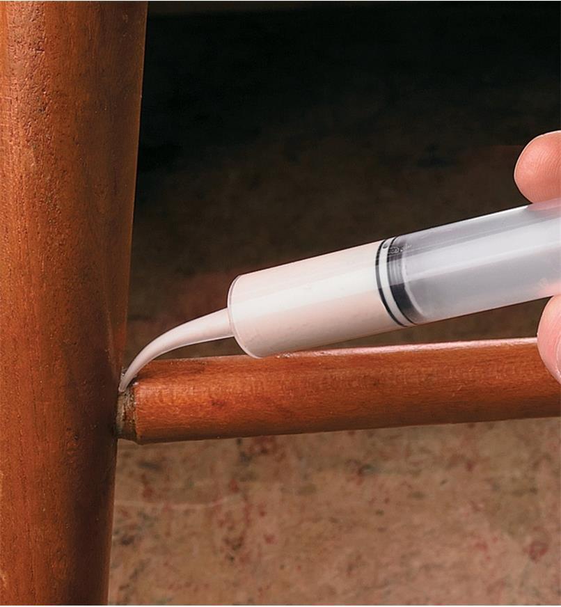 25K0705 - Curved-Tip Syringe, each