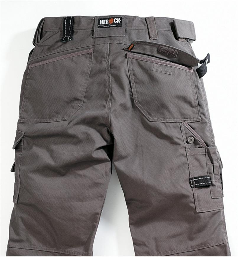 "68K4921G - 30"" Gray Dagan Pants"