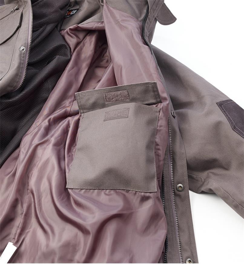 Herock Convertible Work Jacket