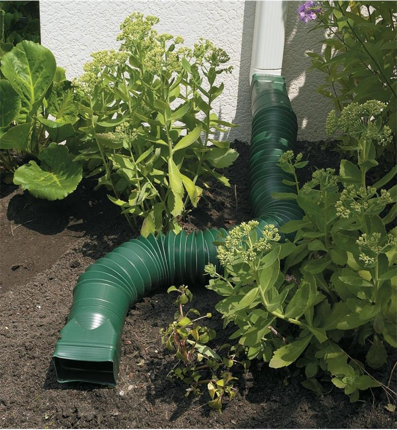 WT510 - Green Downspout Diverter