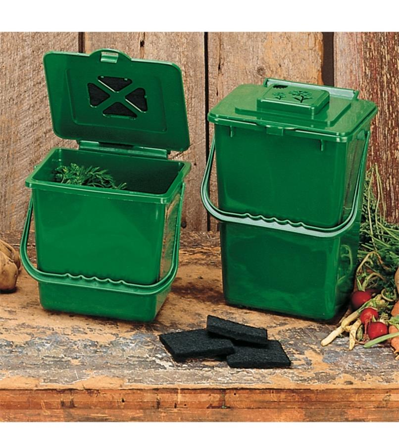 Kitchen Compost Pails