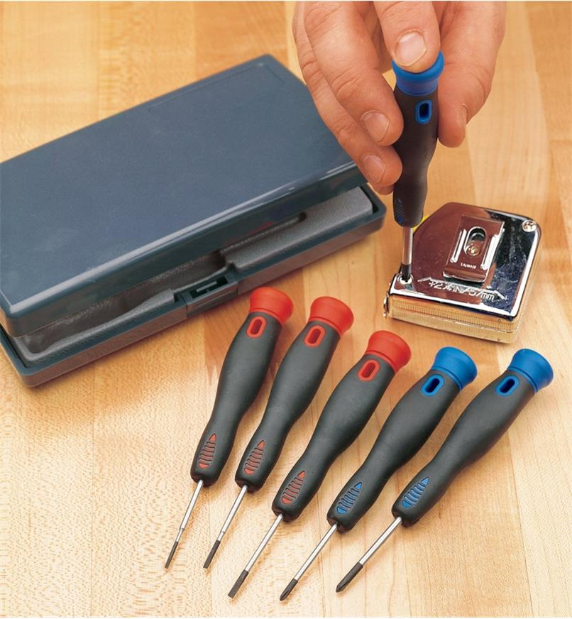 44K0655 - Jeweller's Screwdriver Set