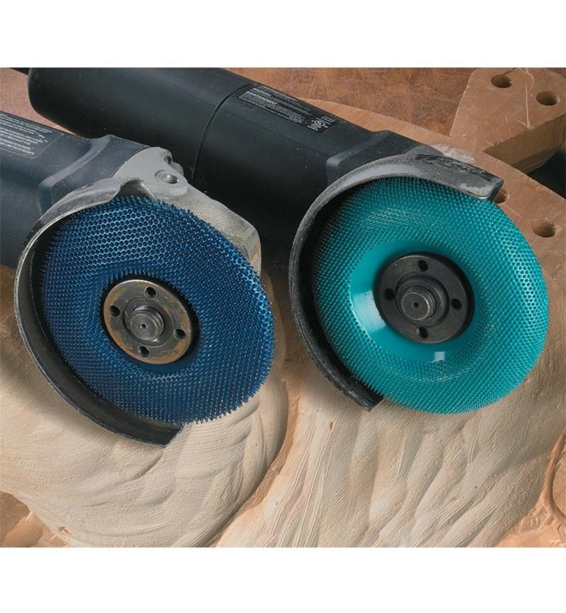 Kutzall Sanding/Carving Discs