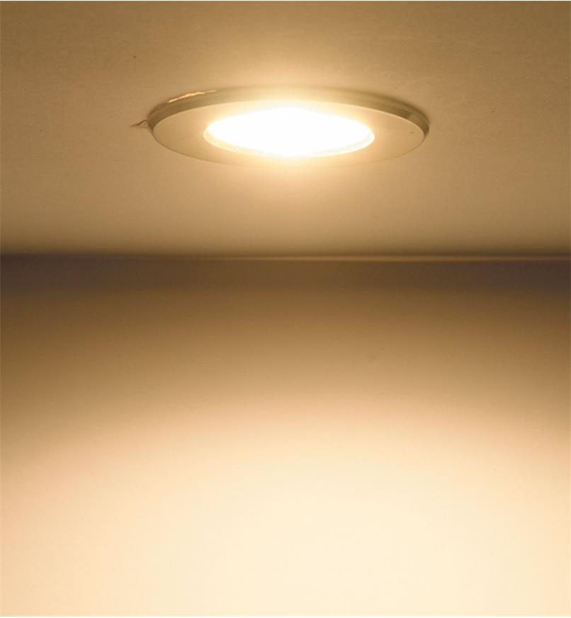 Warm White Mini Recessed LED Light