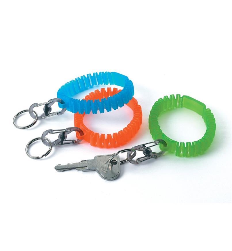 Key Band-It Wristband