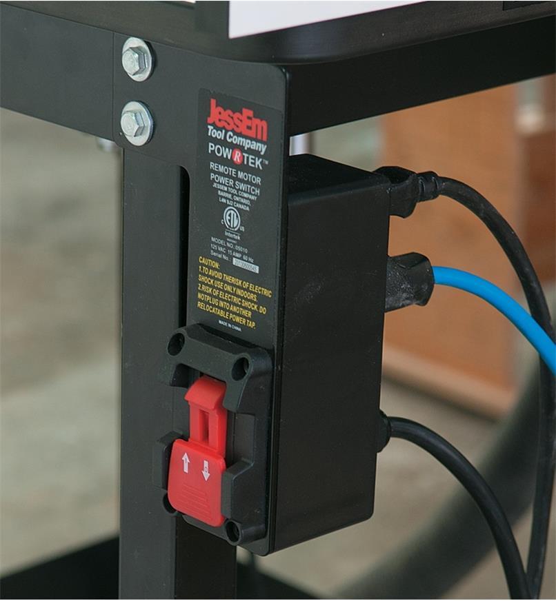 86N4270 - Interrupteur JessEm pour table à toupie
