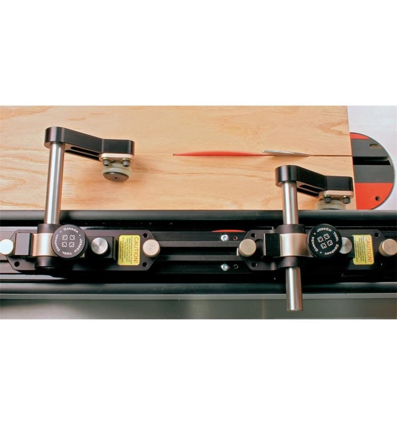 86N4290 - JessEm Clear-Cut Table Saw Stock Guides