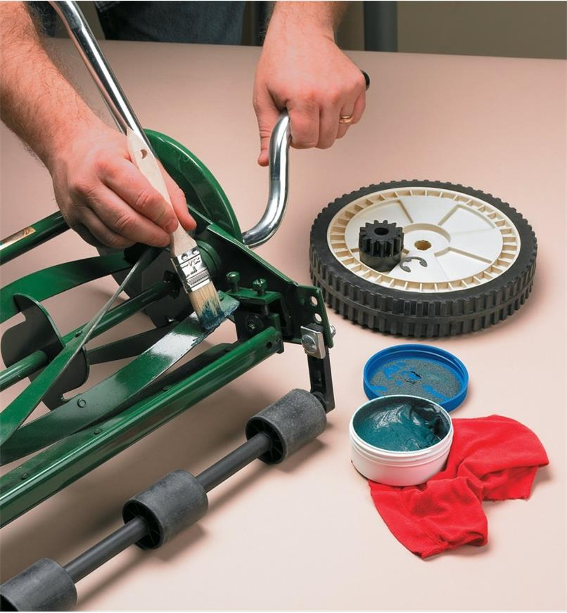 PA807 - Hand Mower Sharpening Kit