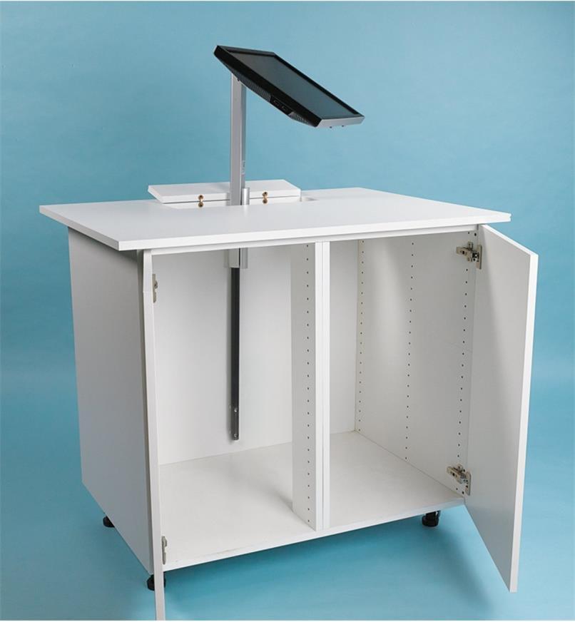 00K7740 - Pneumatic Monitor Lift