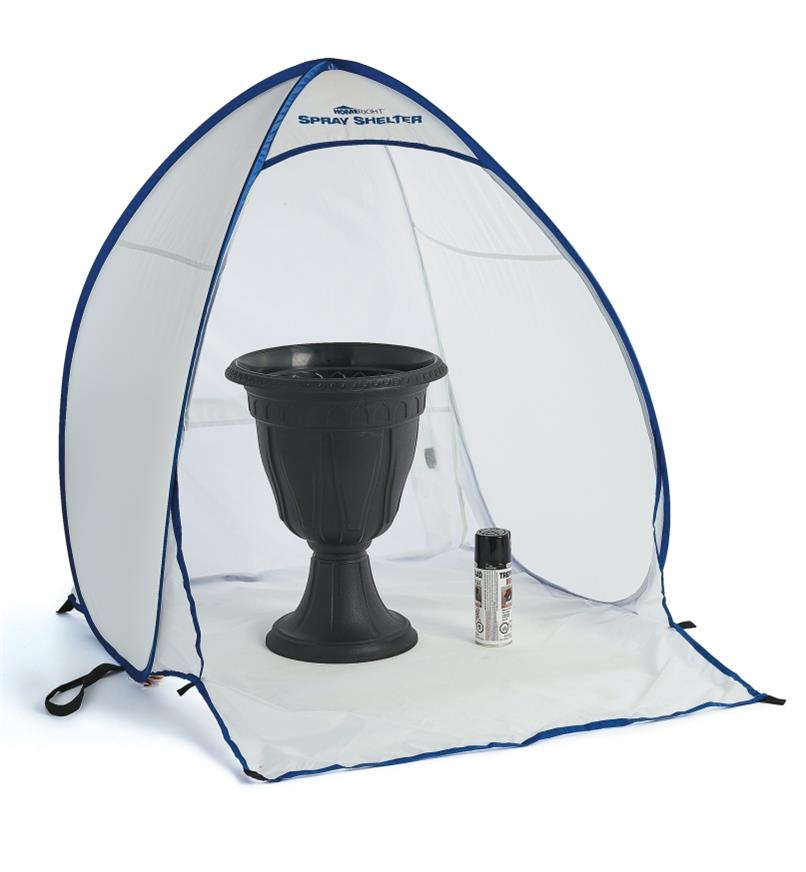 "03K0310 - Small Portable Spray Shelter (35"" × 30"" × 39"")"