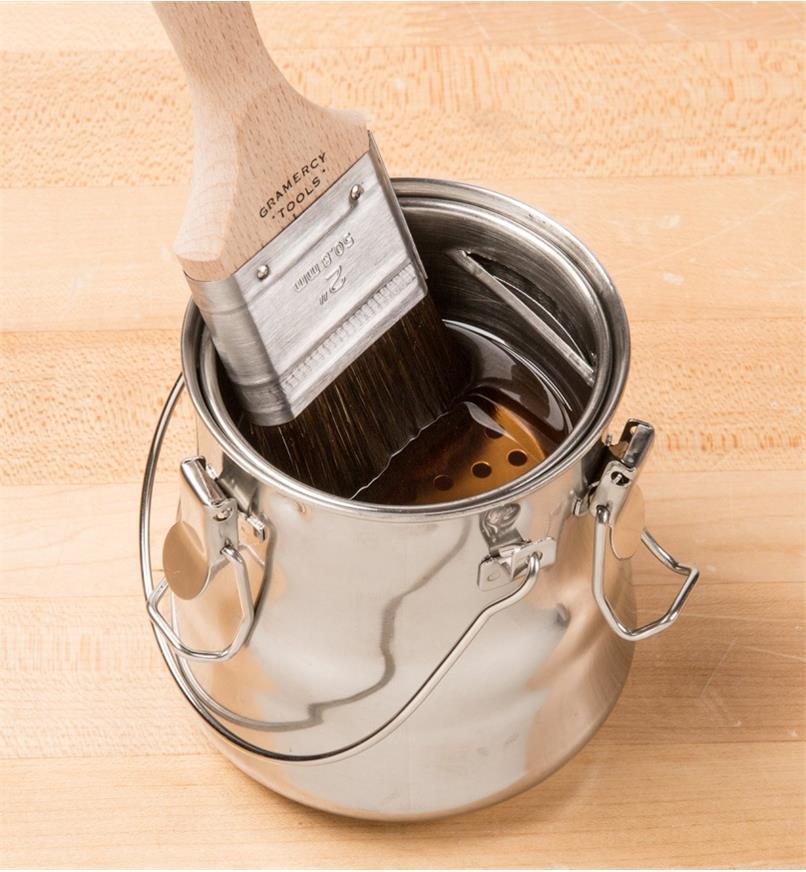 09A0265 - Pot lave-pinceaux