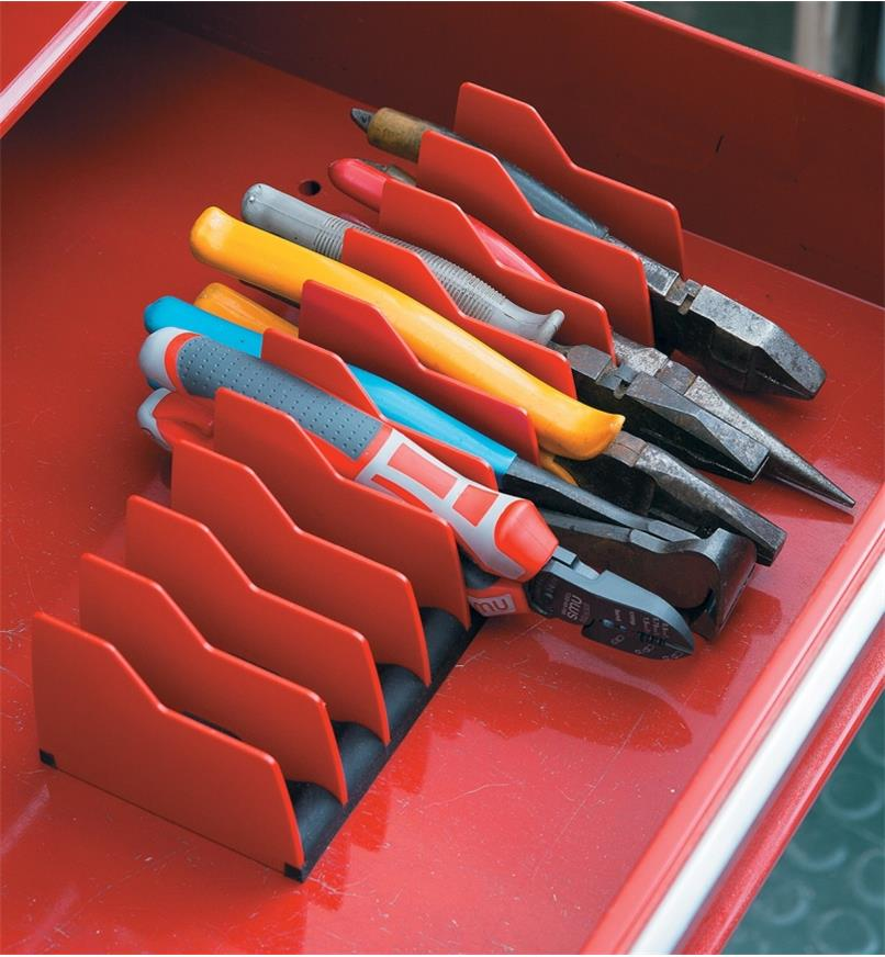 27K8057 - Pliers Organizer