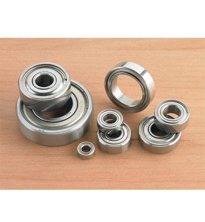 Router Bit Ball Bearings