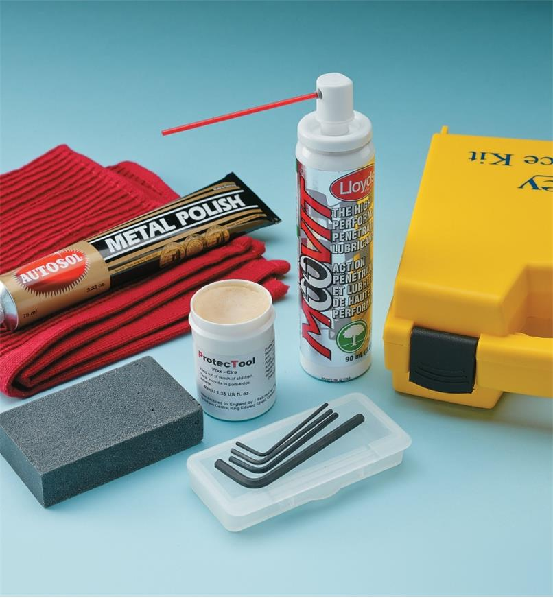 50P0201 - Plane Maintenance Kit