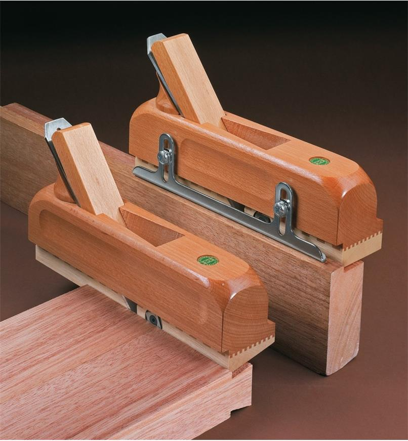 Moving Fillister and Dovetail Planes