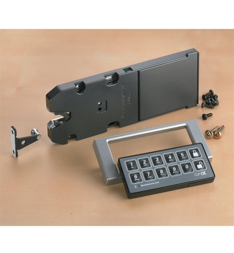 Remote-Control Electronic Lock