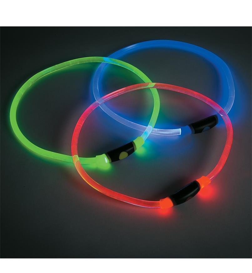 NiteHowl LED Pet Neckband