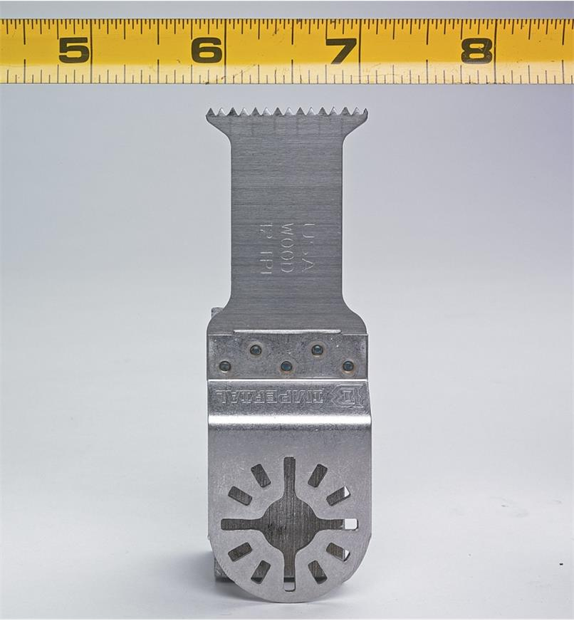 "77J5902 - 1 1/4"" x 1 5/8"" 18 tpi High-Carbon Steel Blade, each"