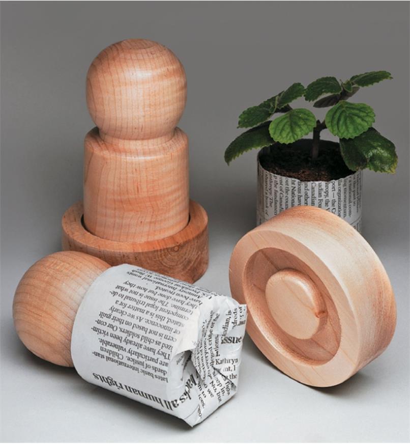 WP101 - Presse-pot pour semis